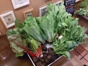 都城産無農薬お野菜